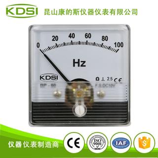 指針式電焊機直流電壓表 頻率表BP-60N DC10V 100HZ