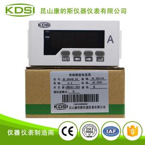 電流智能測量表BE-96*48 AA250/5A電源220V