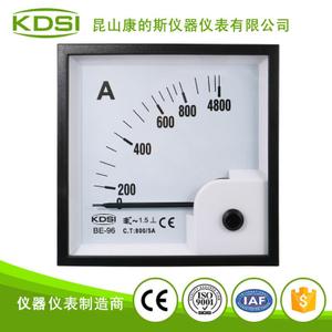 指针式交流电流表BE-96 AC800-5A 6倍