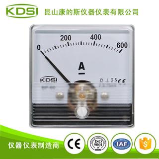 指針式電焊機直流電流表 BP-60N DC75mV 600A