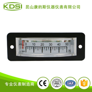 指針式直流電流表頻率表BP-15 DC4-20mA 50HZ