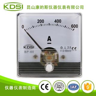 指針式電焊機電流表BP-60N DC50mV 600A