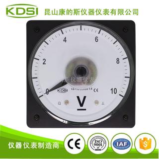 指針直接式直流電壓表LS-110 DC10V