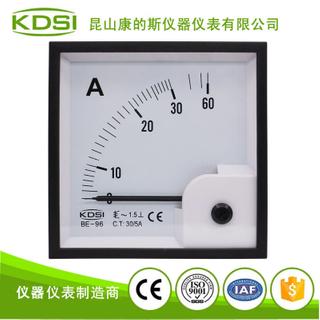 指針式交流電流表 BE-96 AC30/5A