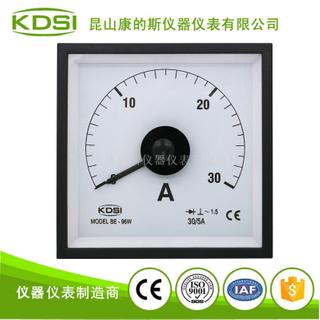 指針式交流電流表BE-96W AC30/5A