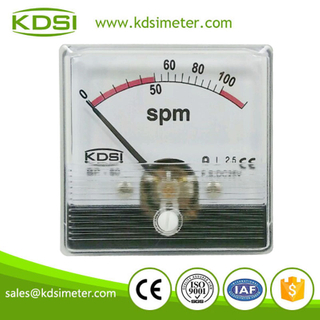 電焊機專用指針式直流電壓表 BP-60N DC25v120SPM