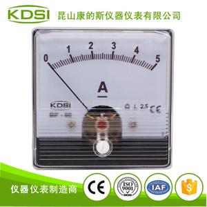指針式電焊機電流表BP-60N DC5A