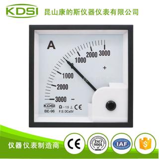 指針式直流電流表BE-96 DC+-5V+-3000A