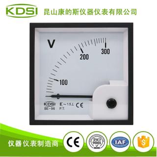 指針式交流伏特表 BE-96 AC300V