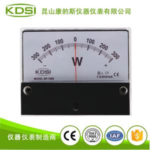 指針式直流電流表BP-100S DC+-1mA+-300W