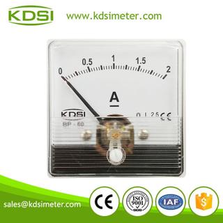 指針式直流電流表 BP-60N DC2A